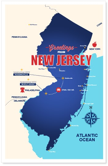 Living in New Jersey